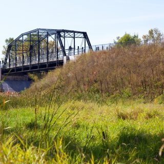 Silverdale Bridge; Grant, MN; HNTB - BR; #44494